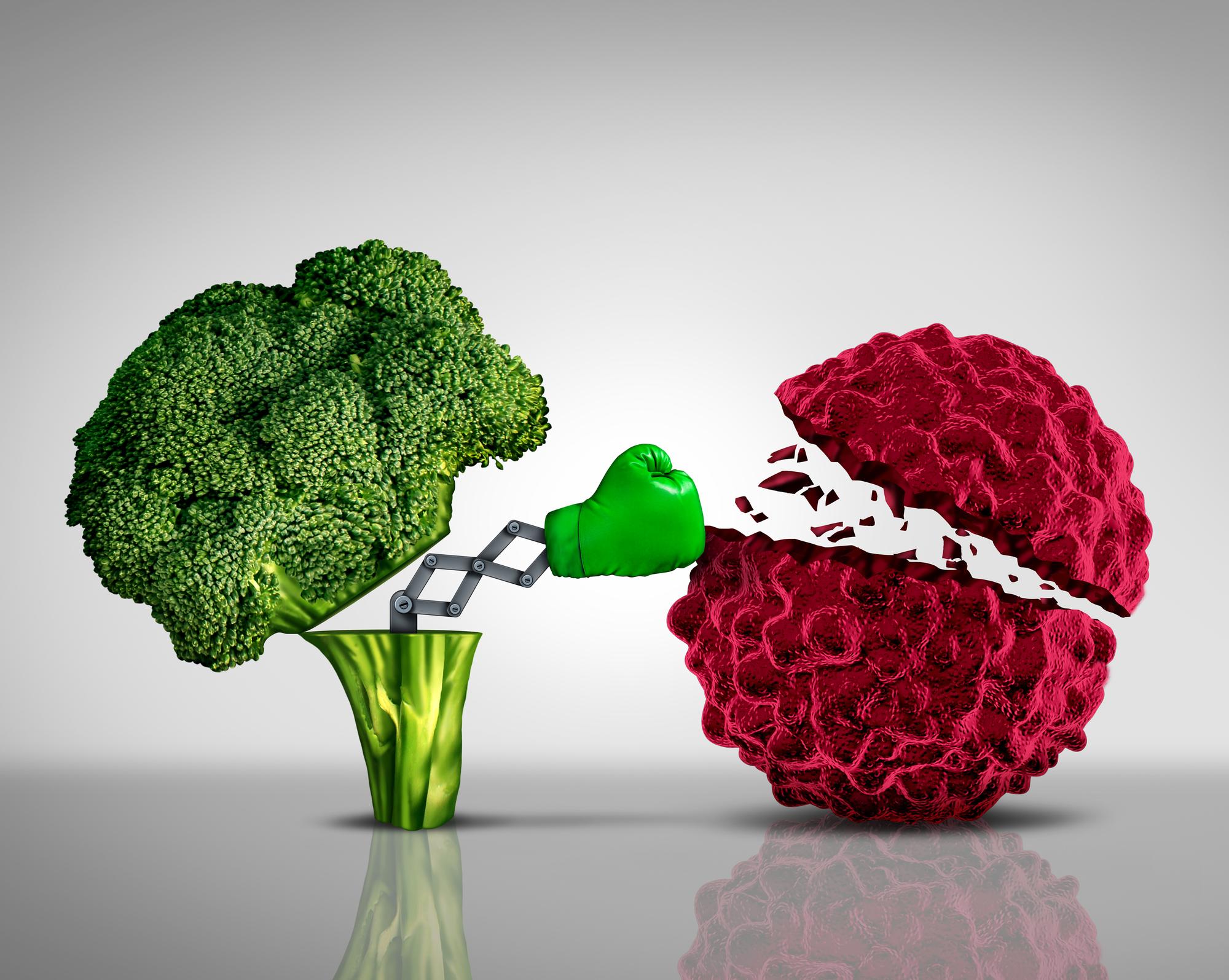 Najlepsze zalecenia w dziedzinie żywienia i chorób nowotworowych
